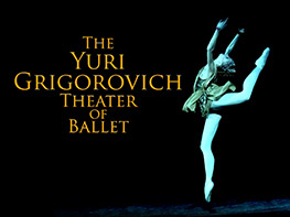 The Yuri Grigorovich Theater of Ballet