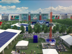 """WOW"" FACTOR FOR SUPER BOWL LIVE FAN FESTIVAL REVEALED"